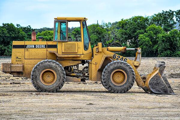 Acquire Heavy Construction Equipment with Fast Equipment Financing - construction equipment