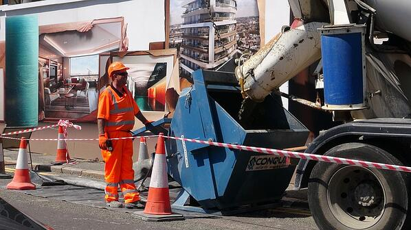 Adding a Cement Mixer Truck to Your Business - cement mixer