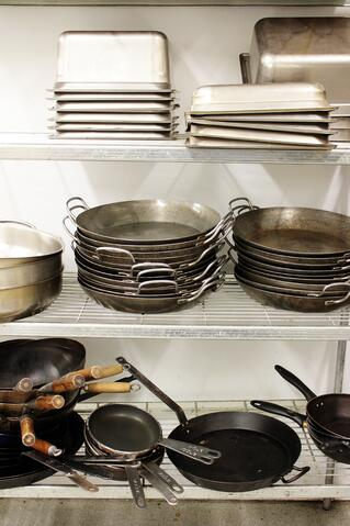 Get Kitchen Appliances And Supplies Using Restaurant Equipment Financing - shelving.jpg