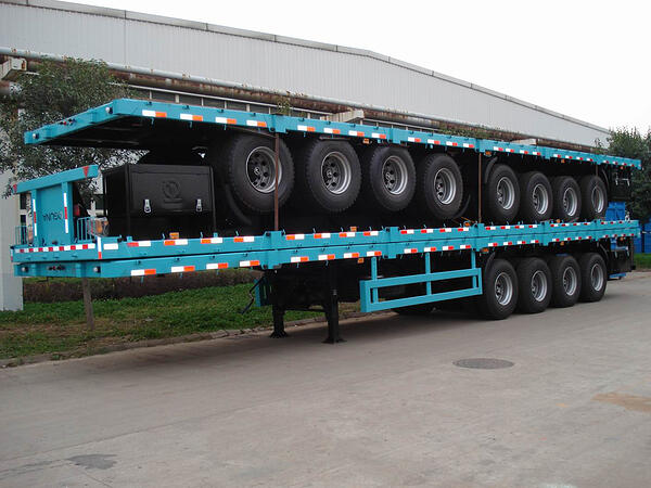 Get the Best Flatbed Trailer with Flatbed Trailer Leasing - flatbed trailer 2