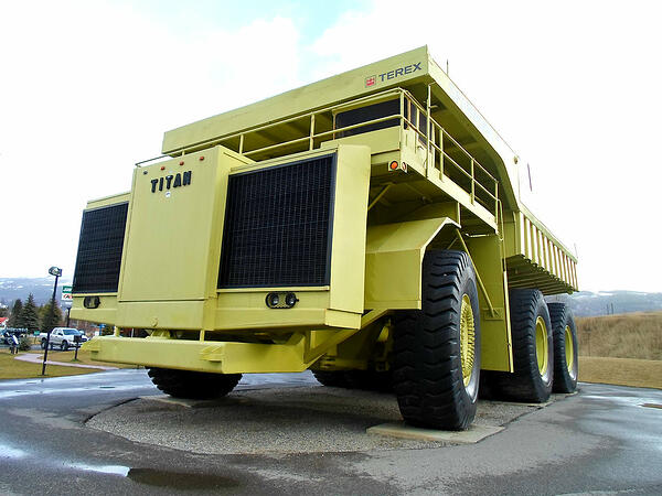 The Best Dump Truck Finance Companies - big dump truck