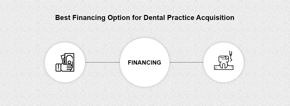 Best Financing Option for Dental Practice Acquisition