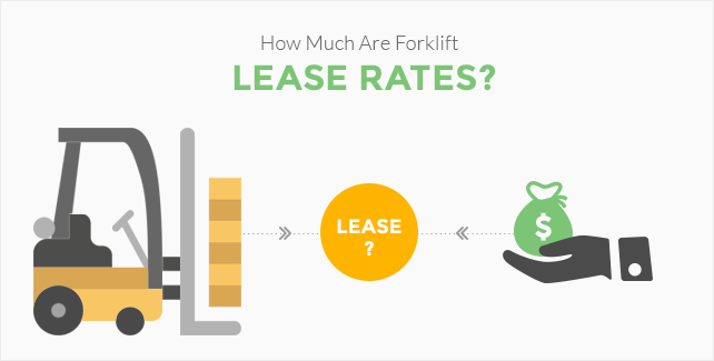 How Much Are Forklift Lease Rates?