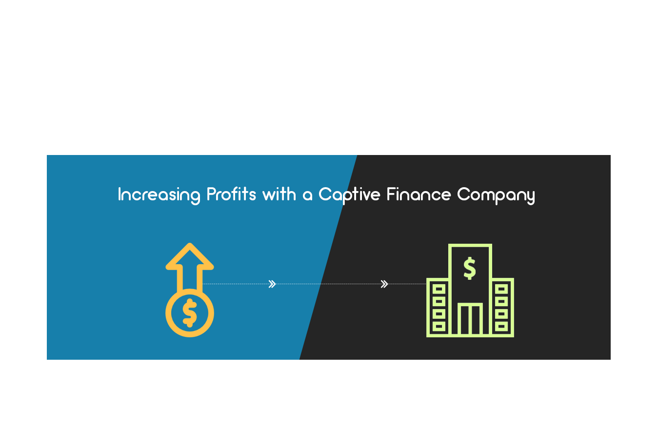 Increasing Profits with a Captive Finance Company