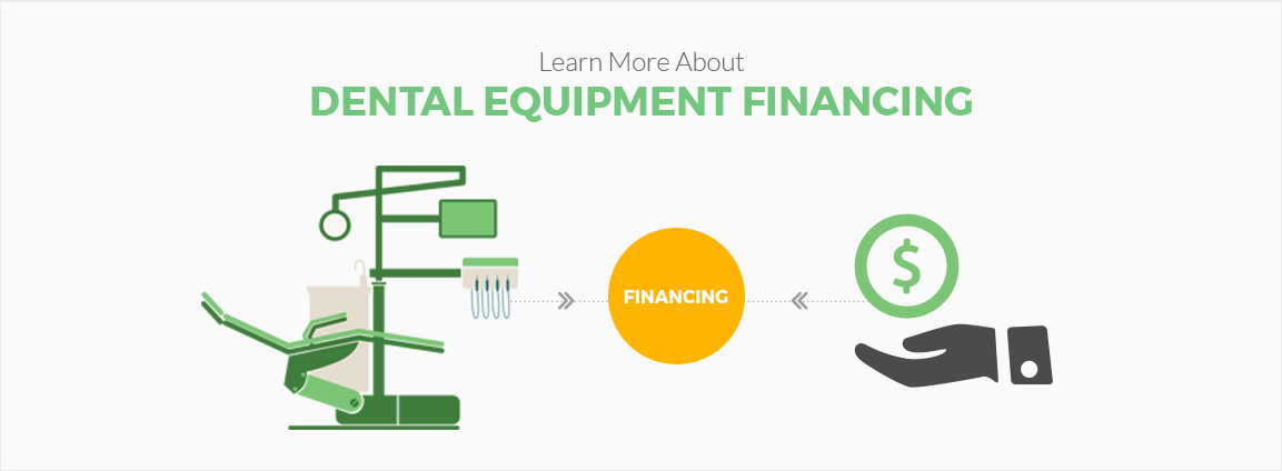 Learn More about dental equipment financing