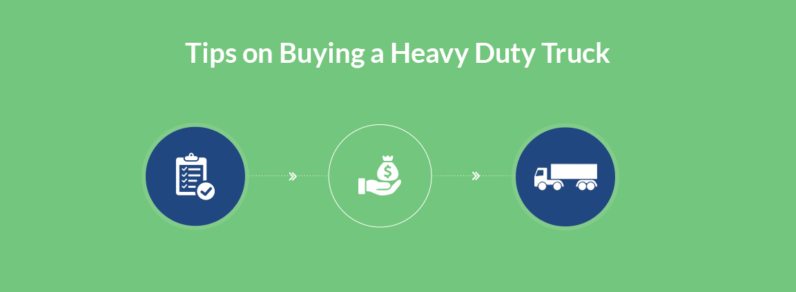 Tips on Buying a Heavy Duty Truck