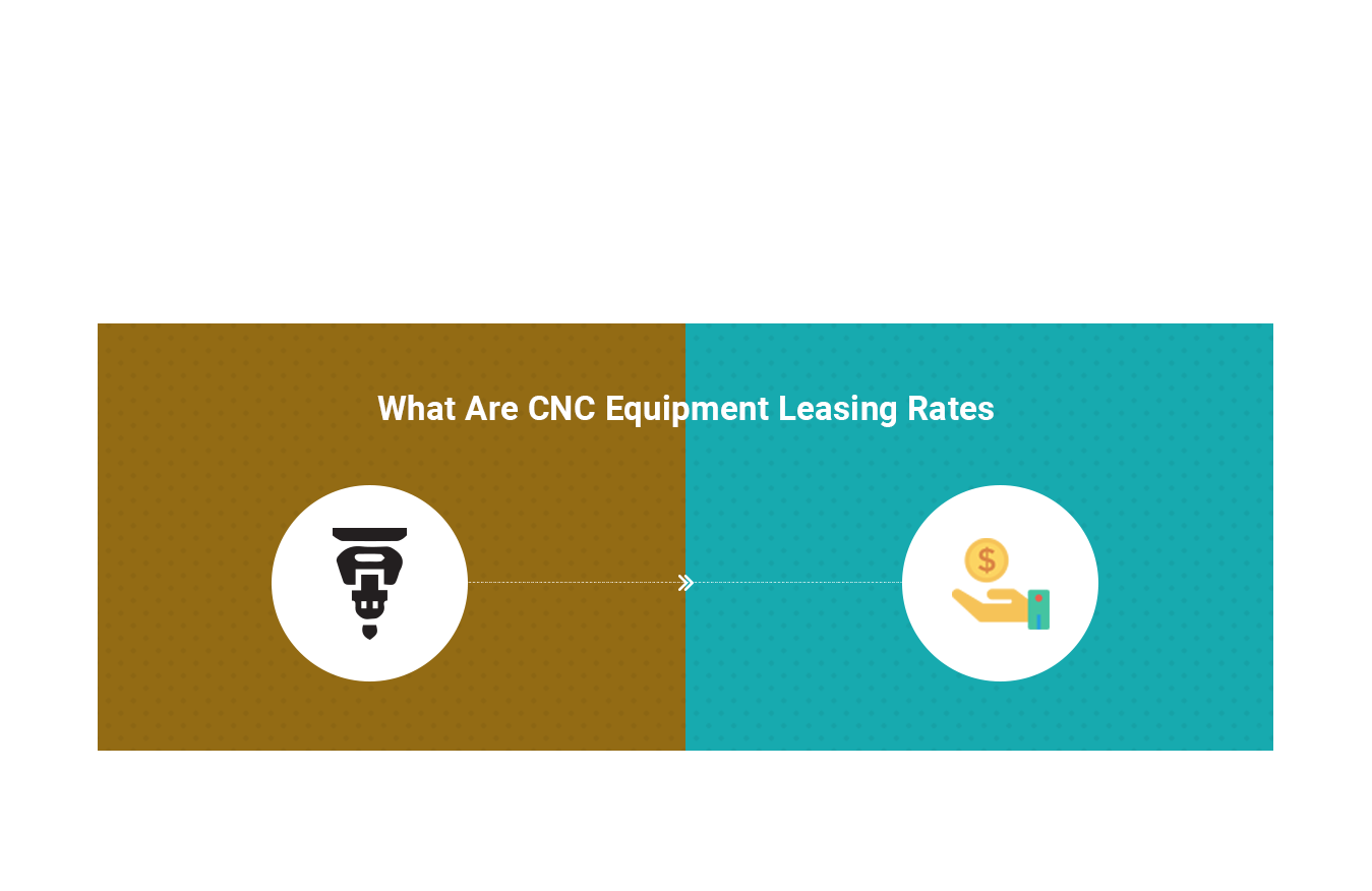 What Are CNC Equipment Leasing Rates