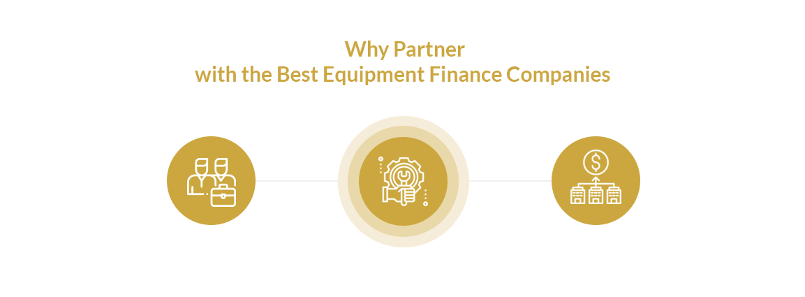Why Partner with the Best Equipment Finance Companies